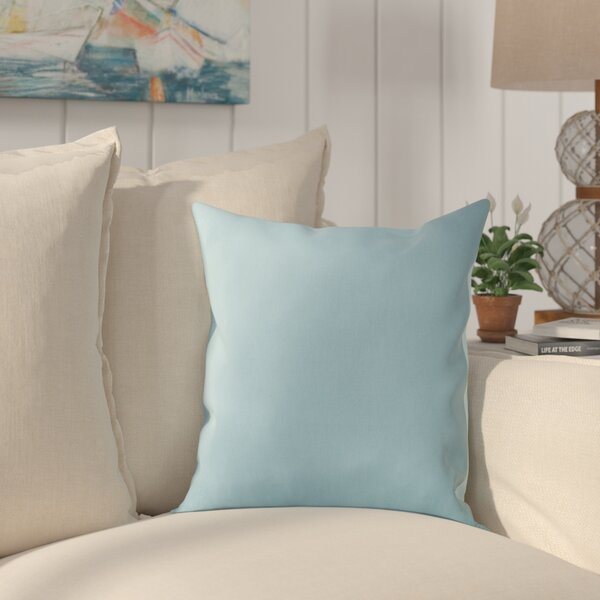 Chichester 100% Cotton Throw Pillow by Rosecliff Heights